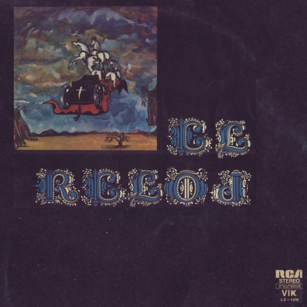 El Reloj by RELOJ, EL album cover