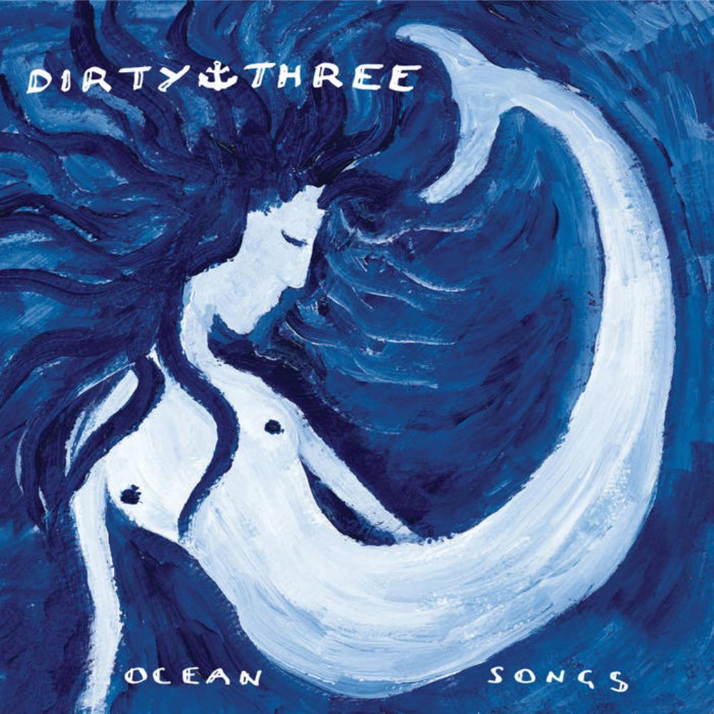 Dirty Three - Ocean Songs CD (album) cover