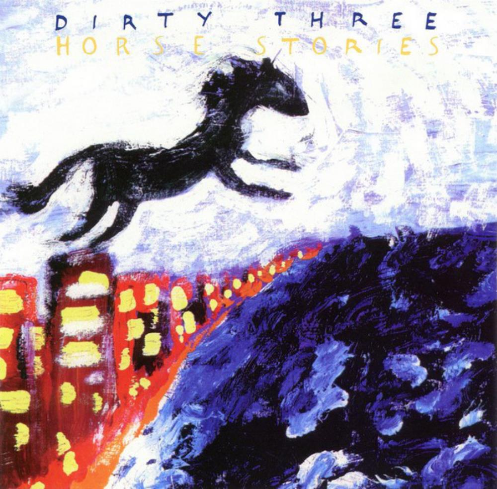 Horse Stories by DIRTY THREE album cover