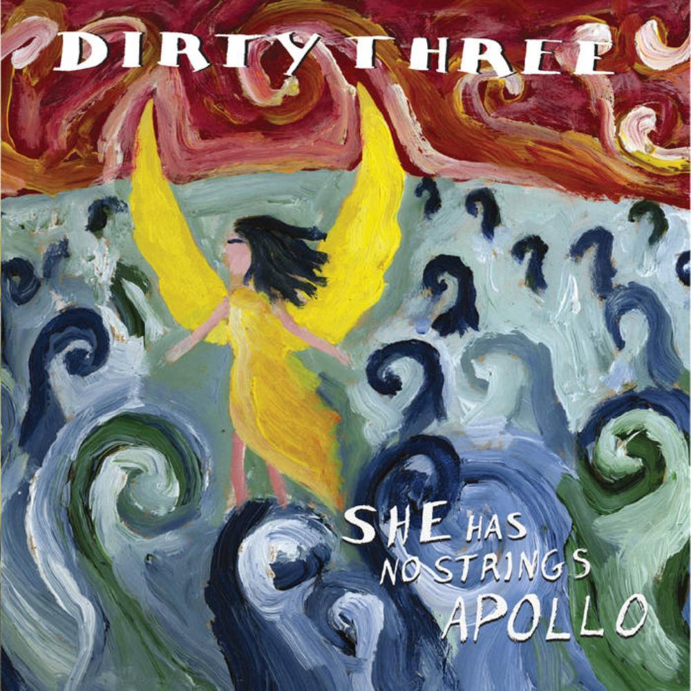 Dirty Three She Has No Strings Apollo album cover
