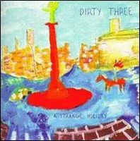 Dirty Three A Strange Holiday album cover