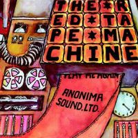 Red Tape Machine by ANONIMA SOUND LTD. album cover