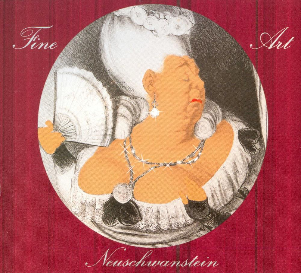 Neuschwanstein - Fine Art CD (album) cover