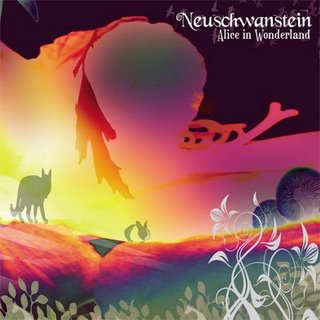 Neuschwanstein - Alice in Wonderland CD (album) cover