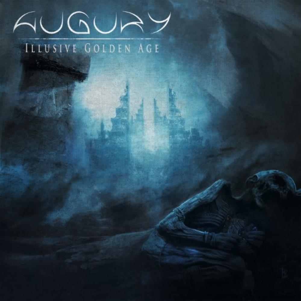 Illusive Golden Age by AUGURY album cover