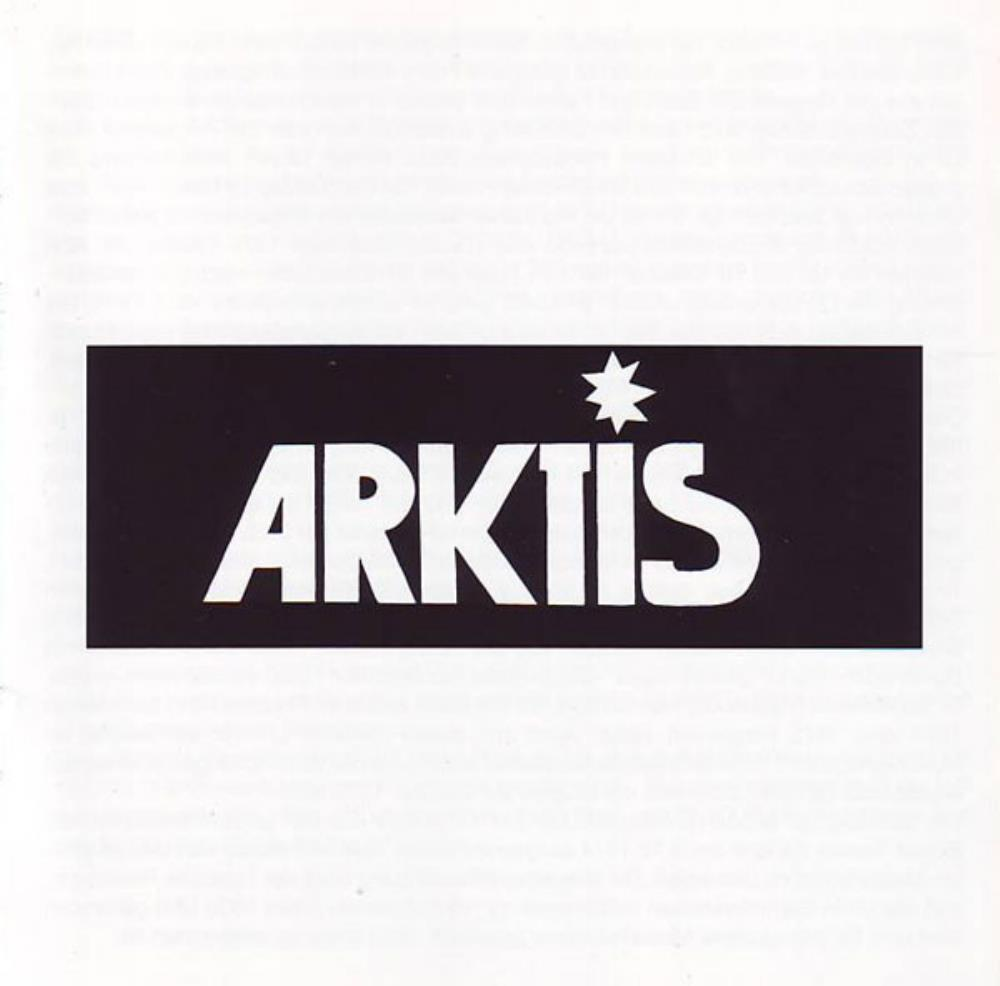 Arktis - Arktis CD (album) cover