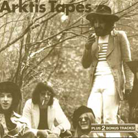 Arktis Tapes by ARKTIS album cover