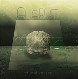 Alarum Natural Causes album cover