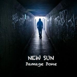 New Sun - Damage done CD (album) cover