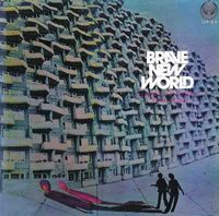 Impressions On Reading Aldous Huxley by BRAVE NEW WORLD album cover