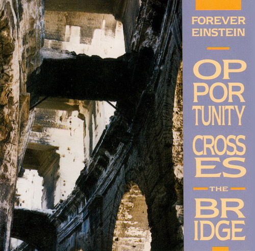 Opportunity Crosses The Bridge by FOREVER EINSTEIN album cover