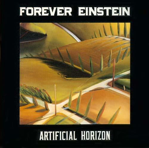 Artificial Horizon by FOREVER EINSTEIN album cover