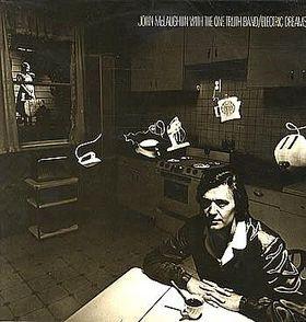Electric Dreams by MCLAUGHLIN, JOHN album cover