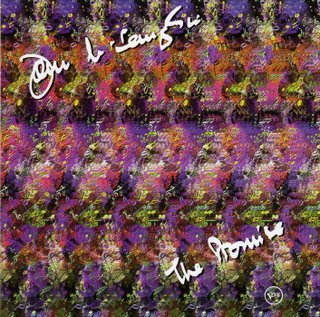 John McLaughlin The Promise album cover