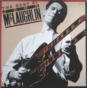 John McLaughlin The Best of John McLaughlin album cover