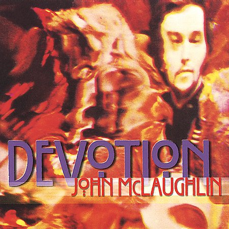 John McLaughlin - Devotion CD (album) cover