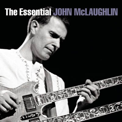 John McLaughlin The Essential John McLaughlin album cover