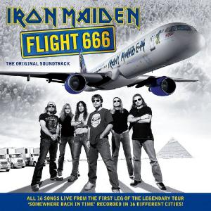 Iron Maiden Flight 666 (The Original Soundtrack) album cover