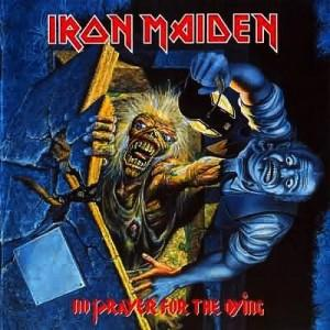 Iron Maiden - No Prayer For The Dying CD (album) cover