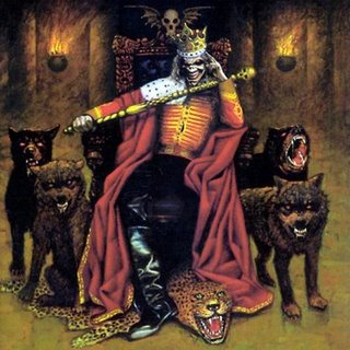 Edward the Great by IRON MAIDEN album cover