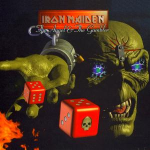 Iron Maiden The Angel and the Gambler album cover