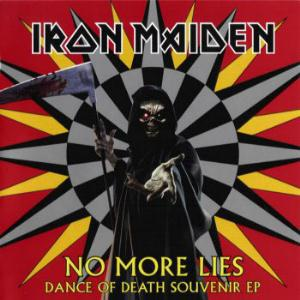 Iron Maiden No More Lies album cover