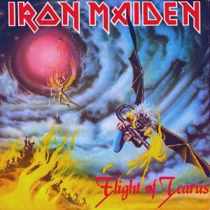 Iron Maiden - Flight of Icarus CD (album) cover