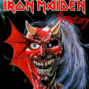 Iron Maiden Purgatory album cover