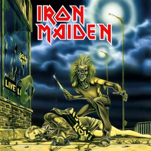 Iron Maiden Sanctuary album cover