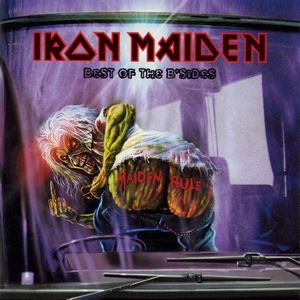 Iron Maiden Best of the B'Sides album cover