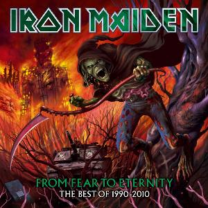 Iron Maiden From Fear to Eternity: The Best of 1990 - 2010 album cover