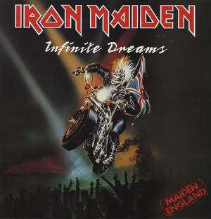 Iron Maiden Infinite Dreams album cover