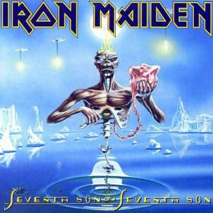 Seventh Son Of A Seventh Son by IRON MAIDEN album cover