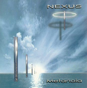 Nexus - Metanoia  CD (album) cover