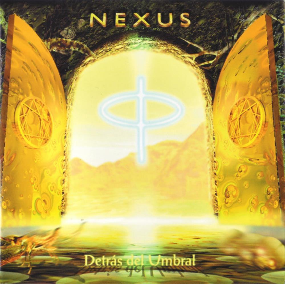 Nexus - Detrás Del Umbral CD (album) cover