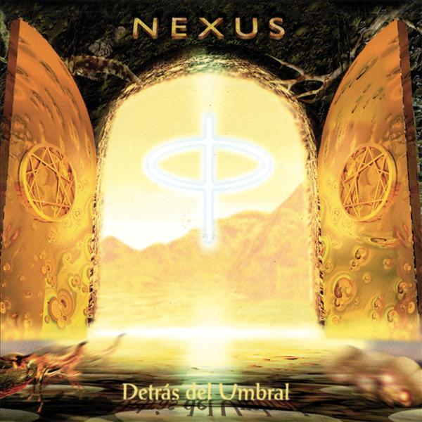 Nexus - Detr�s Del Umbral  CD (album) cover