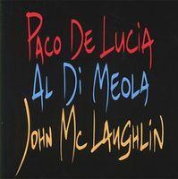 The Guitar Trio by DIMEOLA - MCLAUGHLIN - PACO DE LUCIA, AL album cover