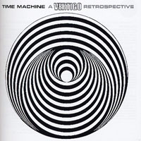 Various Artists (Label Samplers) - Time Machine: Vertigo Retrospective CD (album) cover