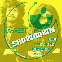 Various Artists (Label Samplers) Harvest Showdown album cover