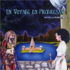 Various Artists (Label Samplers) Un Voyage En Progressif (Volume 9) album cover