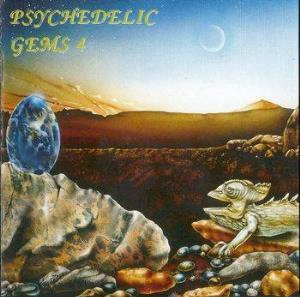 Various Artists (Label Samplers) Psychedelic Gems 4 album cover