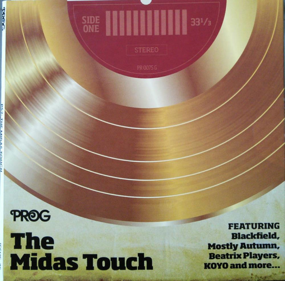 Various Artists (Label Samplers) Prog P53: The Midas Touch album cover