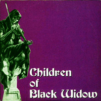 Various Artists (Label Samplers) Children of Black Widow album cover