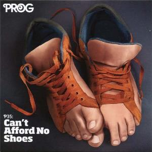 Various Artists (Label Samplers) Prog P35: Can't Afford No Shoes album cover