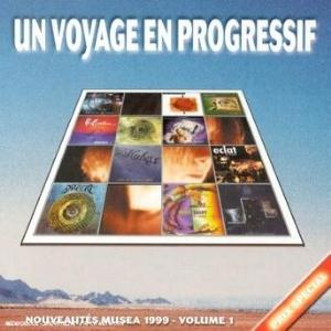 Various Artists (Label Samplers) - Un Voyage en Progressif Volume 1 CD (album) cover