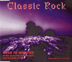 Various Artists (Label Samplers) Classic Rock album cover