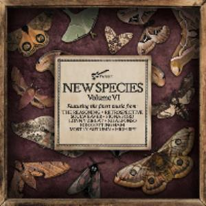 Various Artists (Label Samplers) Classic Rock Society: New Species - Volume VI album cover