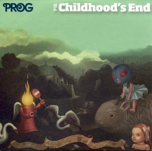 Various Artists (Label Samplers) Prog mag sampler 40: P18 Childhoods End album cover