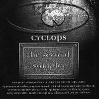 Various Artists (Label Samplers) Cyclops: The Second Sampler album cover