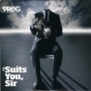 Various Artists (Label Samplers) Prog mag sampler 27 P4: Suits You, Sir album cover